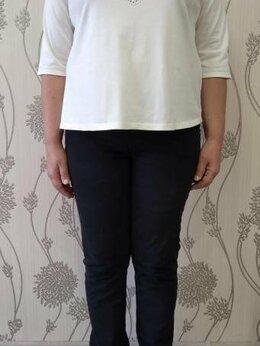 Джинсы - Красивые черные джинсы размер 50, 0