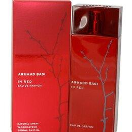 Парфюмерия - Новый Парфюм Armand Basi in Red 100 ml, 0