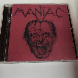 Музыкальные CD и аудиокассеты - Maniac - Maniac / Look Out (1985/1988) компакт диск, 0