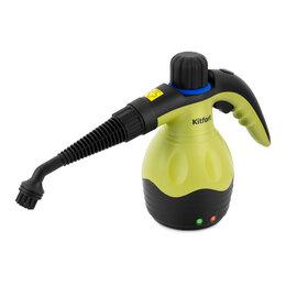 Пароочистители - Пароочиститель ручной Kitfort КТ-950, 0