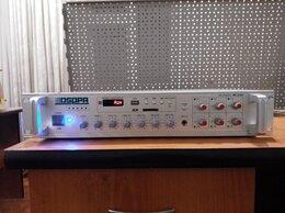 Усилители и ресиверы - Микшер-усилитель dsppa MP-1010U, 0