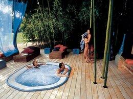 Бассейны - Переливной спа бассейн Jacuzzi Sienna Professional, 0