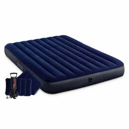 Надувная мебель - Матрас надувной комплект, 0