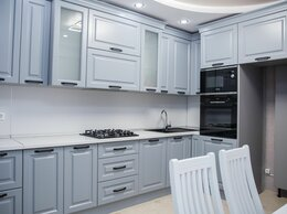 Мебель для кухни - Кухня с фасадами МДФ, 0