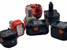 Аккумуляторы и зарядные устройства - Аккумулятор для шуруповерта, 0