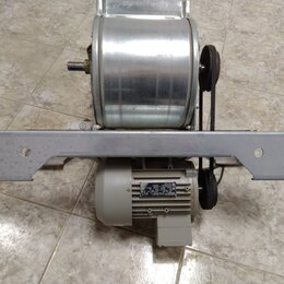 Промышленное климатическое оборудование - Вентилятор Comefri TLZ-160,центробежный (привод-Siemens), 0