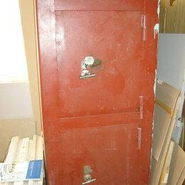 Мебель для учреждений - Сейф металлический 2 дверный., 0