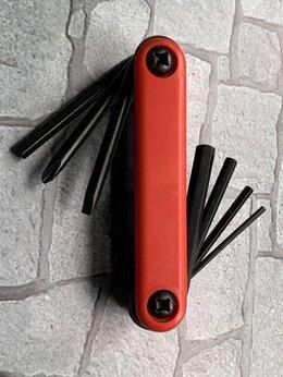 Инструменты - Шестигранник для велосипеда (мультитул), 0