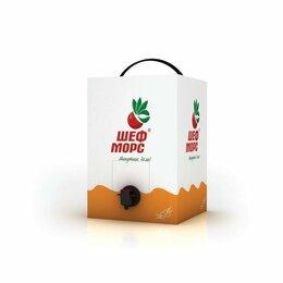 Продукты - Ягодная основа для морса клюква, брусника, облепиха от производителя 5 кг, 0