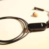 Микронаушник Блютуз с капсулой и выносным микрофон по цене 4000₽ - Наушники и Bluetooth-гарнитуры, фото 0