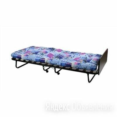 Раскладная кровать Отель1 с матрасом 100мм  по цене 9000₽ - Кровати, фото 0