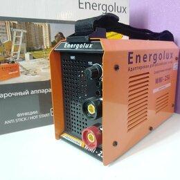 Сварочные аппараты - 🔥Сварочный аппарат инверторный Energolux WMI-250, 0