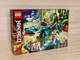 Конструкторы - Lego Ninjago 71746 Дракон из джунглей, 0