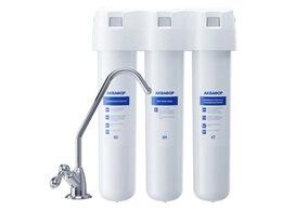 Фильтры для воды и комплектующие - Аквафор Кристалл A система очистки для жесткой…, 0
