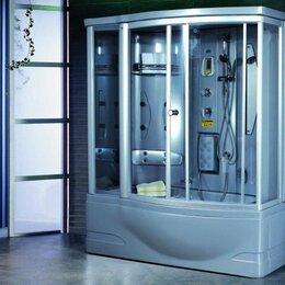 Архитектура, строительство и ремонт - Установка гидромассажных ванн, душевых кабин, 0