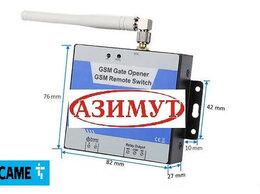Системы Умный дом - Модуль GSM управления автоматикой для ворот ,…, 0
