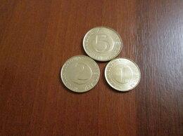 Монеты - Монеты Словении, 0