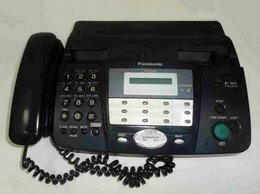 Факсы - Факс Panasonic KX-FT902RU, 0