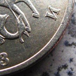 Монеты - 5 копеек 2003 без знака монетного двора, 0