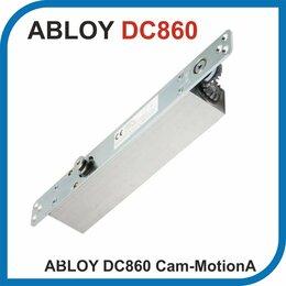 Ограничители и доводчики  - ASSA ABLOY DC860 Cam-MotionA EN1154 Size 1-5. Доводчик врезной., 0