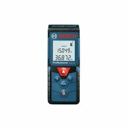 Измерительные инструменты и приборы - Аренда Лазерный дальномер BOSCH GLM 40 Professional 40 м, 0