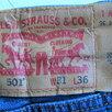 Джинсы из США на мужчину 183 см / 76 кг – настоящие только в Хабаровске. по цене 6000₽ - Джинсы, фото 0