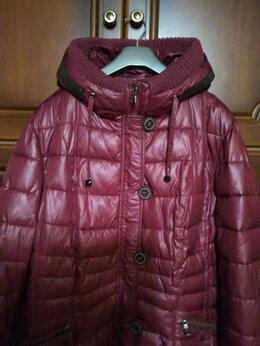 Куртки - Новая зимняя куртка р.58, 0