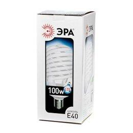 Прожекторы - Новая Энергосберегающая лампа ЭРА 100w цоколь e40, 0