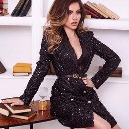 Пиджаки - Новый пиджак платье женское, 0