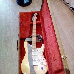 Электрогитары и бас-гитары - Fender Stratocaster DeLuxe 2006 Made In USA, 0