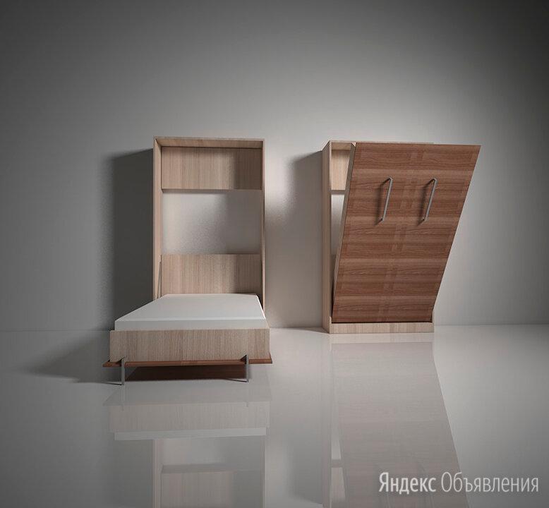 Подъемная откидная шкаф кровать трансформер вс.1 купить в Тольятти по цене не указана - Кровати, фото 0