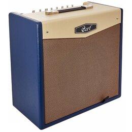 Гитарное усиление - CORT CM30R DB Комбоусилитель гитарный, 10, 30…, 0