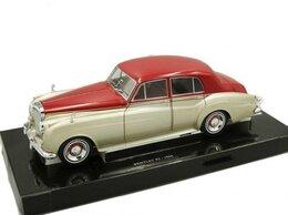 Модели - Bentley S2 - 1960, 0