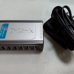 Проводные роутеры и коммутаторы - Коммутатор D-Link модель DES-1005D, 0
