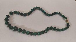 Серьги - Ожерелье из малахита, 0