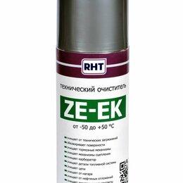 Строительные очистители - Очиститель-обезжириватель ZE-EK, 100 мл., 0