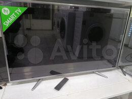 Телевизоры - Телевизор LED Hi 43FSY112X новый, 0