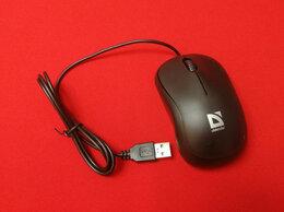 Мыши - Мышь DEFENDER Patch MS-759  провод. оптич. Black…, 0