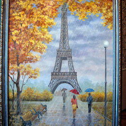 Картины, постеры, гобелены, панно - 5 картин маслом по 4000 руб., 0