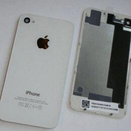 Корпусные детали - Задняя крышка iPhone 4/4S и Отвертки для ремонта, 0