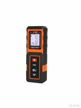 Измерительные инструменты и приборы - Дальномер, лазерная рулетка, 0