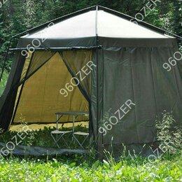 Тенты - Шатер шестигранный туристический lanyu 430см 230см, 0