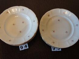 Тарелки - Набор глубоких, обеденных тарелок 6+6 Пиркер Х, 0
