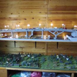 Сборные модели - макет саратовского моста, 0