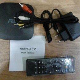 ТВ-приставки и медиаплееры - Медиаплеер R89 для старых телевизоров, 0