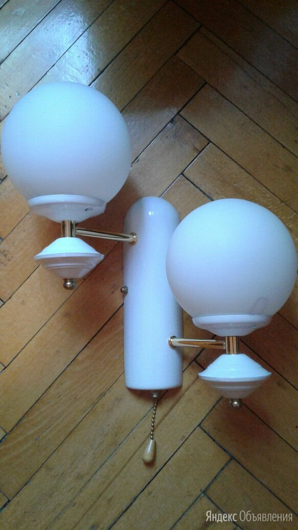 Светильник настенный новый. по цене 300₽ - Бра и настенные светильники, фото 0