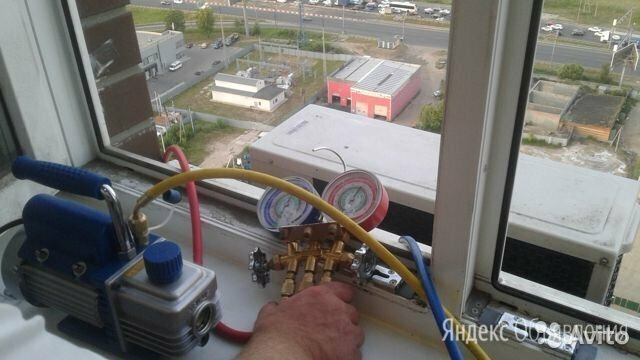 чистка кондиционеров и сплит систем по цене 600₽ - Сфера услуг, фото 0