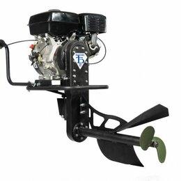 Двигатель и комплектующие  - Лодочный мотор Болотоход Бурлак 15 л.с., 0