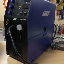 Сварочные аппараты - Сварочный полуавтомат птк Мастер MIG-180 S18, 0
