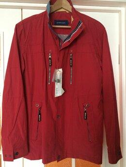 Куртки - Новая мужская ветровка. 50р, 0